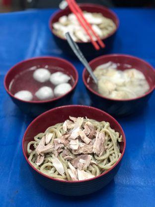 Foto 1 - Makanan di Bakmi Karet Krekot oleh IG @riani_yumzone