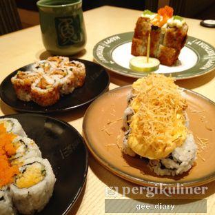 Foto 1 - Makanan di Sushi Tei oleh Genina @geeatdiary