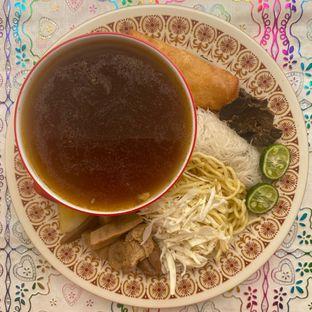 Foto 5 - Makanan di Soto Betawi Nyonya Afung oleh Levina JV (IG : @levina_eat & @levinajv)