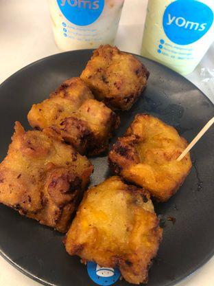 Foto 1 - Makanan di YOMS Pisang Madu & Gorengan oleh Ayu Permatasari