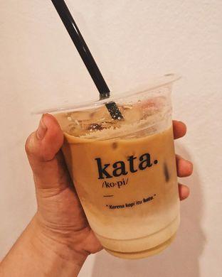 Foto review Kata Kopi oleh IG : @hungrydith  1