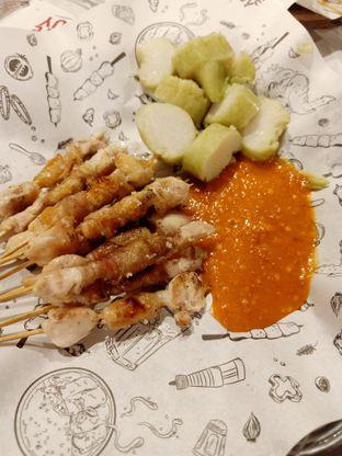 Foto 2 - Makanan di Sate Kuy oleh Anggi Dwiyanthi