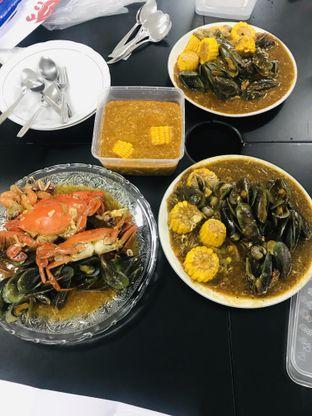 Foto 1 - Makanan di Kepiting Nyinyir oleh Margaretha Helena #Marufnbstory
