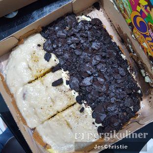 Foto 1 - Makanan(Durian + Cream Cheese Oreo) di Martabak Orins oleh JC Wen