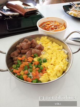 Foto 4 - Makanan di Greentea Holic oleh raafika nurf