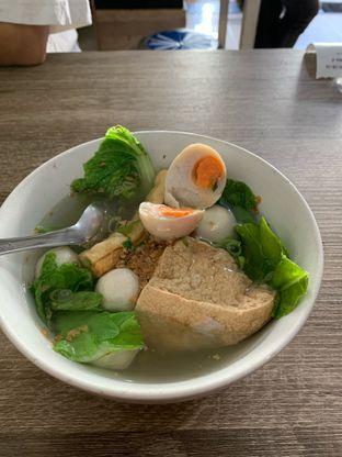 Foto 1 - Makanan di Ahan Bakso Ikan Telur Asin oleh Isabella Chandra