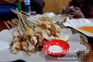 Foto - Makanan(Sate Daging 20 tusuk) di Sate Taichan Nyot2 oleh Monique @mooniquelie @foodinsnap