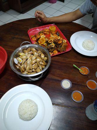 Foto Makanan di Kerang Kiloan Pak Rudi