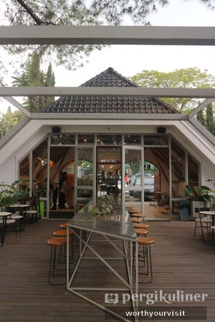 Foto review Foresta Coffee - Nara Park oleh Kintan & Revy @worthyourvisit 6