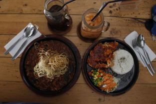 Foto - Makanan di Magma Plate oleh Rusliani | @memoliabdg