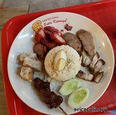 Foto Nasi Hainam Campur Putri Kenanga di Nasi Campur Putri Kenanga