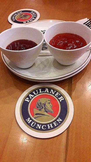 Foto 2 - Makanan di Paulaner Brauhaus oleh Jacklyn  || IG: @antihungryclub