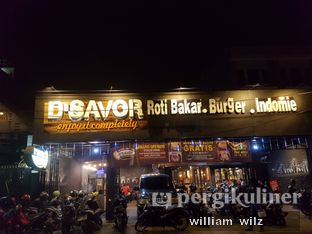 Foto 2 - Eksterior di D'Savor Cafe oleh William Wilz