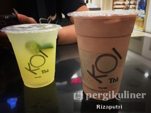 Foto 2 - Makanan di KOI The oleh Riza Indrianti Putri