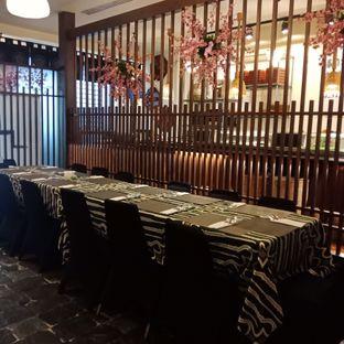 Foto 8 - Interior di Kizahashi Restaurant - Bumi Surabaya City Resort oleh Fensi Safan