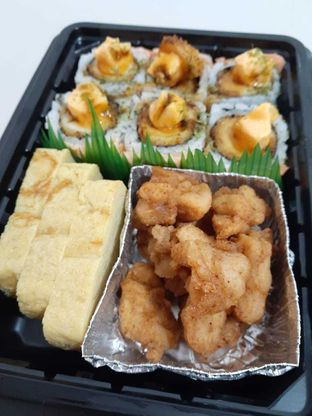 Foto review Tom Sushi oleh Michael Wenadi  1
