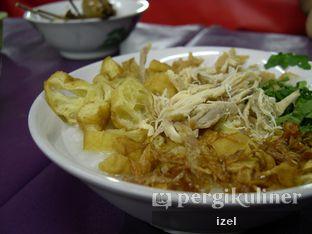 Foto 2 - Makanan di Bubur Ayam & Nasi Tim E'nak oleh izel / IG:Grezeldaizel