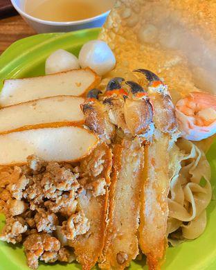 Foto review Bakmi Kepiting Pontianak oleh denise elysia 2