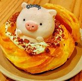 Foto Pig Puff di C for Cupcakes & Coffee