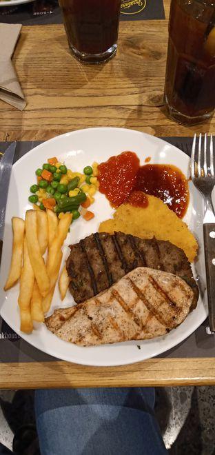 Foto 1 - Makanan di Justus Steakhouse oleh Henie Herliani