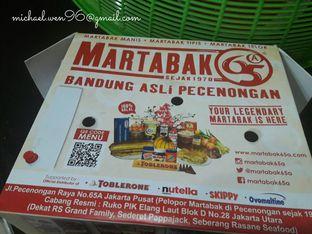 Foto review Martabak Pecenongan 65A oleh Michael Wenadi  1