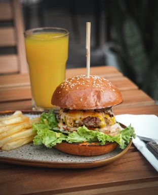 Foto 1 - Makanan di Mr. Roastman oleh Lucky rizky