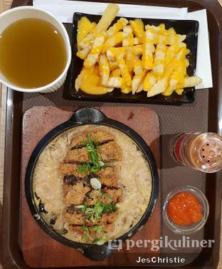 Foto 1 - Makanan di Kimukatsu Express oleh JC Wen