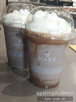 Foto - Makanan(Cookies and Cream Frappe) di Maxx Coffee oleh Hani Syafa'ah