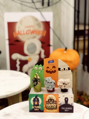 Foto - Makanan(Halloween Platters) di Vilo Gelato & Coffee oleh Vanessa Agnes