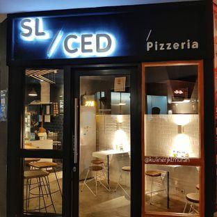 Foto 3 - Interior di Sliced Pizzeria oleh kulinerjktmurah | yulianisa & tantri
