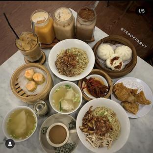 Foto - Makanan di Bakmi Tiong Sim oleh Tepok perut
