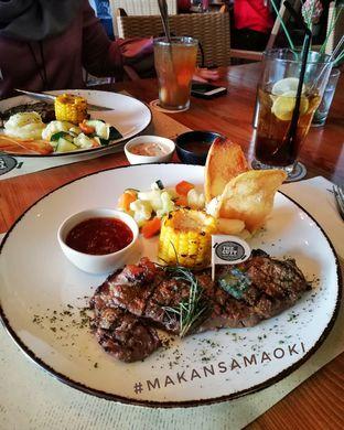 Foto review Cutt & Grill oleh @makansamaoki  1