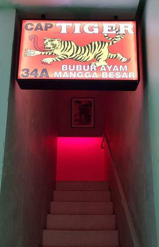 Foto 7 - Eksterior di Bubur Cap Tiger oleh Avien Aryanti