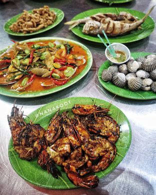 Foto 1 - Makanan di Bola Seafood Acui oleh Nanakoot