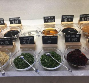 Foto 7 - Makanan(Condiments) di Lao Lao Huo Guo oleh Ardelia I. Gunawan