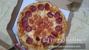 Foto 2 - Makanan di Domino's Pizza oleh Jakartarandomeats