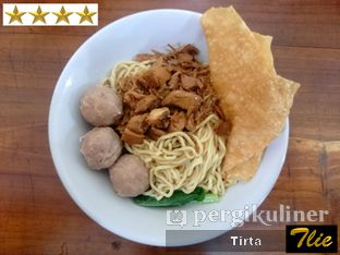 Foto review Mie Ayam Bakso Yunus oleh Tirta Lie 1