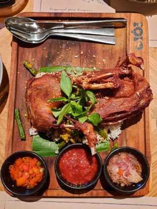 Foto 1 - Makanan di Gioi Asian Bistro & Lounge oleh thehandsofcuisine