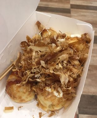 Foto 1 - Makanan di Japanese Takoyaki Yamatoya oleh Andrika Nadia