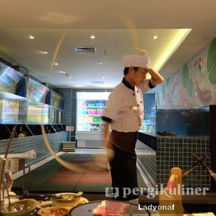 Foto 15 - Interior di Imperial Steam Pot oleh Ladyonaf @placetogoandeat