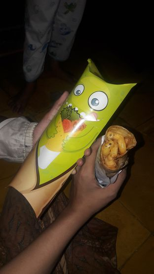 Foto 2 - Makanan di Kebab Monster oleh Dzuhrisyah Achadiah Yuniestiaty