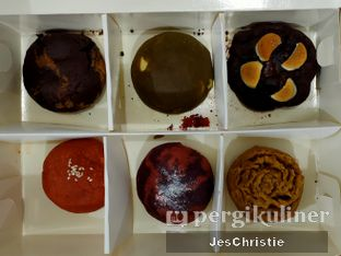Foto 1 - Makanan(Box of 6) di Pop Cookies oleh JC Wen