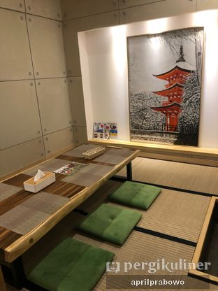 Foto review Kyoto Gion Cafe oleh Cubi  15