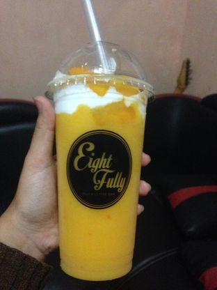 Foto 1 - Makanan di Eightfully Milk & Coffee Bar oleh Reni Andayani