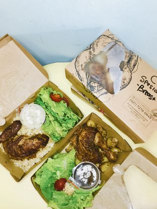 Foto 2 - Makanan di Ciknic Roast Chicken oleh Margaretha Helena #Marufnbstory