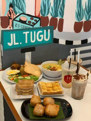 Foto - Makanan di Hang Tuah Kopi & Toastery oleh awcavs X jktcoupleculinary