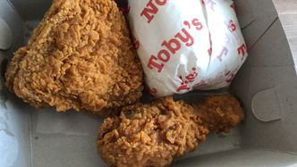 Foto Makanan di Toby's Fried Chicken