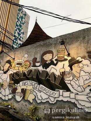 Foto 15 - Eksterior di Kolonial Bistro & Roastery oleh Samira Inasyah