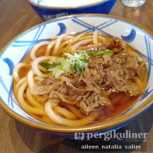 Foto 1 - Makanan di Marugame Udon oleh @NonikJajan