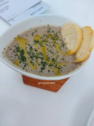 Foto 10 - Makanan(Mushroom Soup) di Sudut Rasa oleh Alvin Johanes